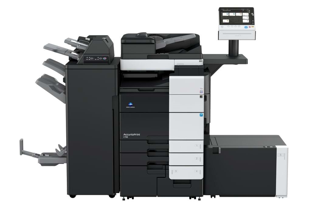 Konica Minolta accurio print c759 professional printer