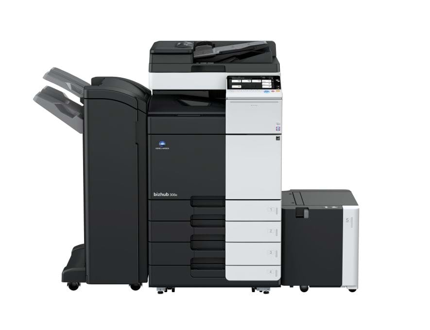 Konica Minolta bizhub 308e office printer