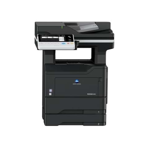 bizhub 4052 | A4 Multifunktionsdrucker | Schwarz-Weiß