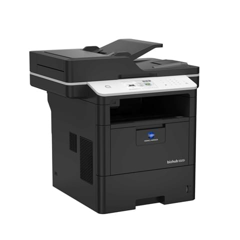 bizhub 5020i | A4 Multifunktionsdrucker | Schwarz-Weiß